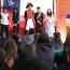 Alumnos exponen sobre Independencia de Chile