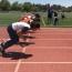 Rayen Mahuida presente en Torneo de Atletismo