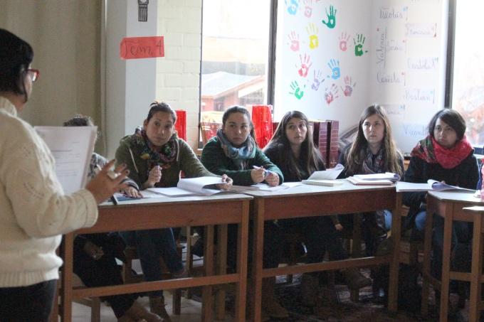 Colegio Rayen inicia proceso hacia el bilingüismo