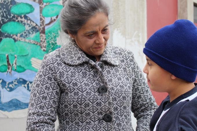 María Montessori comparte junto a la comunidad escolar